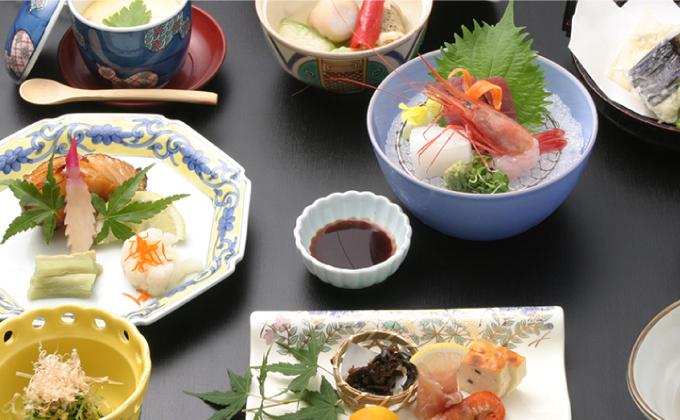 Japanese Cuisine Kaiseki