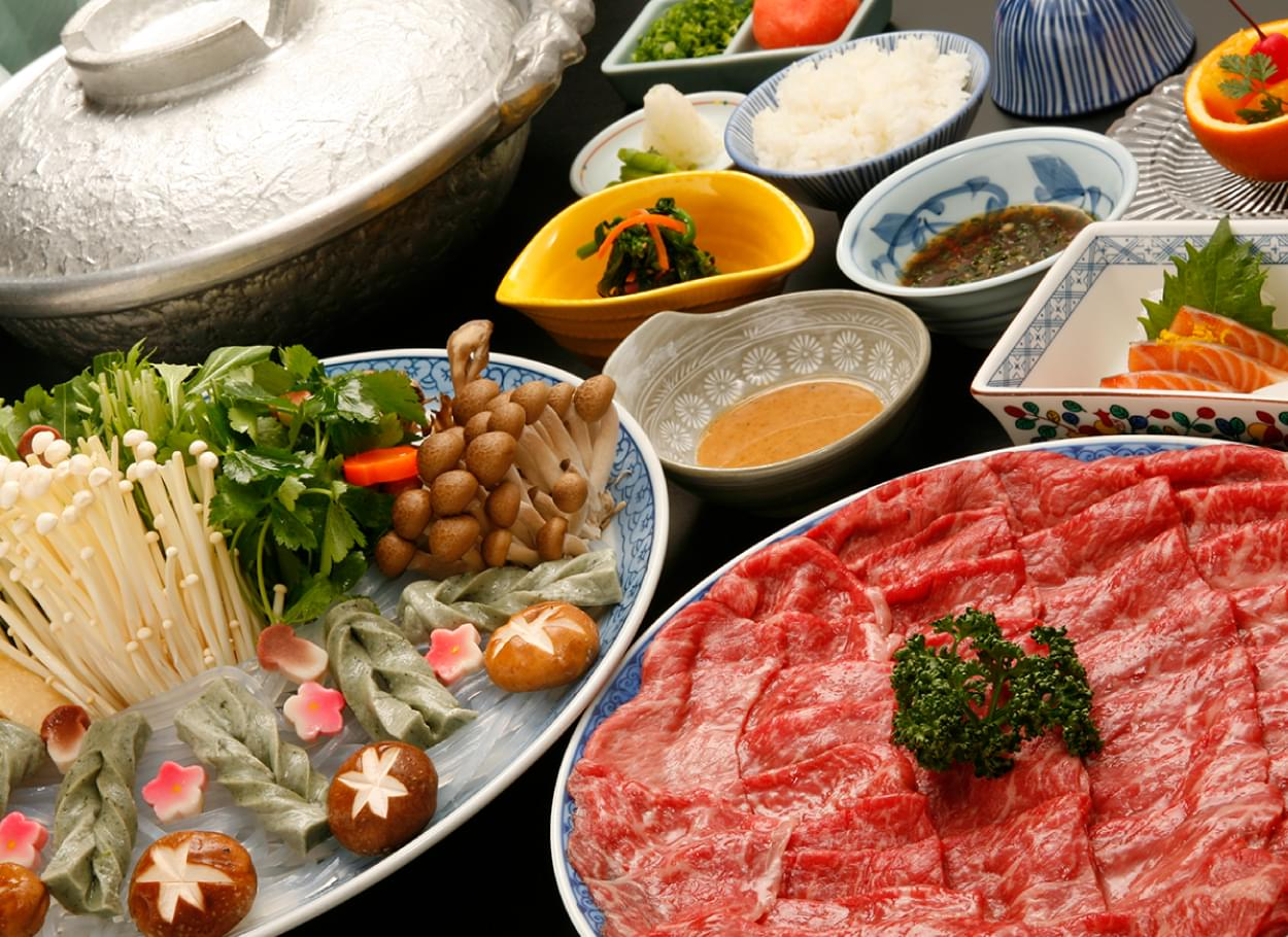 佐野家特製 鍋料理